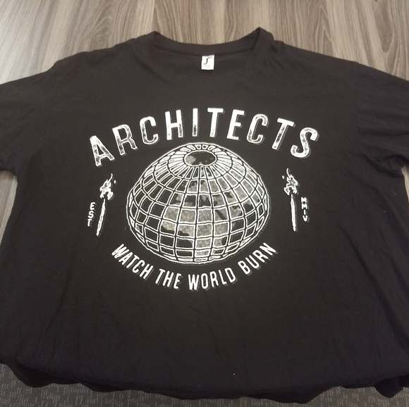 Architects Other - ARCHITECTS T-SHIRT 👕 Rock Music Band Tee